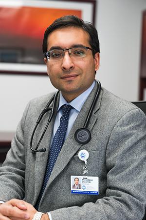 Mohammad Zafar, MD